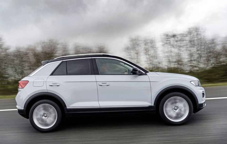 Vw Motability >> Volkswagen T-Roc: VW shakes up the SUV party - The Irish News