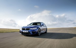 BMW M5: Still the definitive everyday supercar