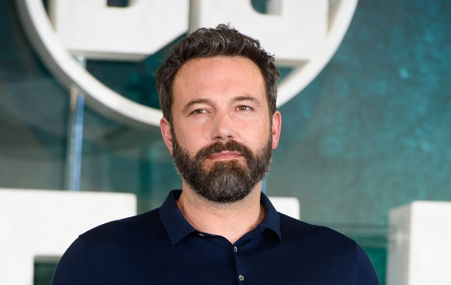 Ben Affleck Is 'Doing Just Fine' With His Terrible Back Tattoo