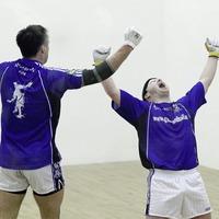 Michael Finnegan and Paul Brady the men to beat in All-Ireland Handball Doubles tournament