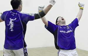 Michael Finnegan and Paul Brady the men to beat in All-Ireland Handball Doubles tournament