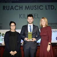 International foundation chooses Kilkeel music business founder as inspiration