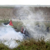 At least five Palestinian protesters killed by Israeli forces