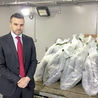 Two charged after drugs worth £1.3m seized