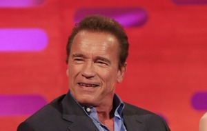 'I'm back!', says Arnold Schwarzenegger as he updates fans after heart surgery