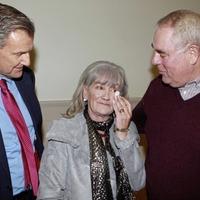 Ann McKernan: Sister of Guildford Four's Gerry Conlon dies