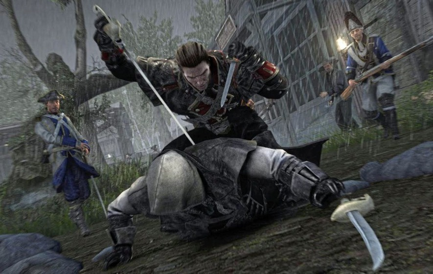Games Assassin S Creed Rogue Remastered On Ps4 The Irish News