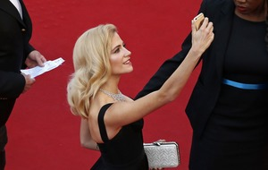 Cannes Film Festival bans red carpet selfies