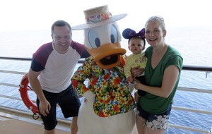 Travel: Cruising the Caribbean with Disney for baby's first holiday