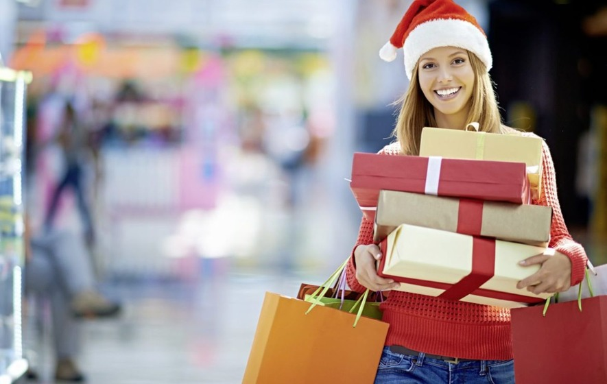Marie Louise Mcconville Its Never Too Early For Christmas Shopping