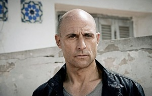 TV Quickfire: Mark Strong on playing a 'dirty James Bond' in Deep State