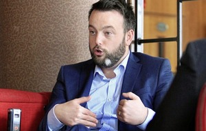 Colum Eastwood rules out imminent deal with Fianna Fáil while leaving door open on abortion conscience votes