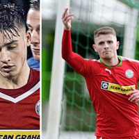 Cliftonville footballers praised for helping man in distress