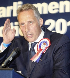 Local government auditor to review dinner hosted by Ian Paisley