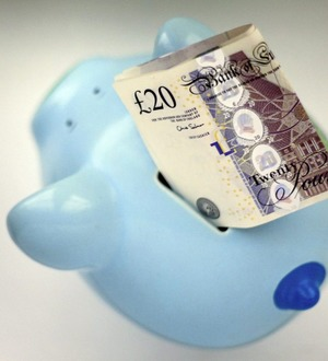 Changes to rates for staff pension payments