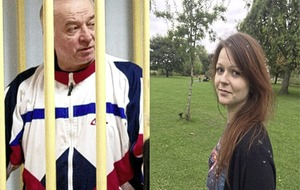 Russian double agent's daughter Yulia Skripal says her strength 'growing daily'