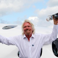 'Space tantalisingly close' for Sir Richard Branson after successful rocket test