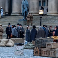 Edwardian makeover for Liverpool during War Of The Worlds filming