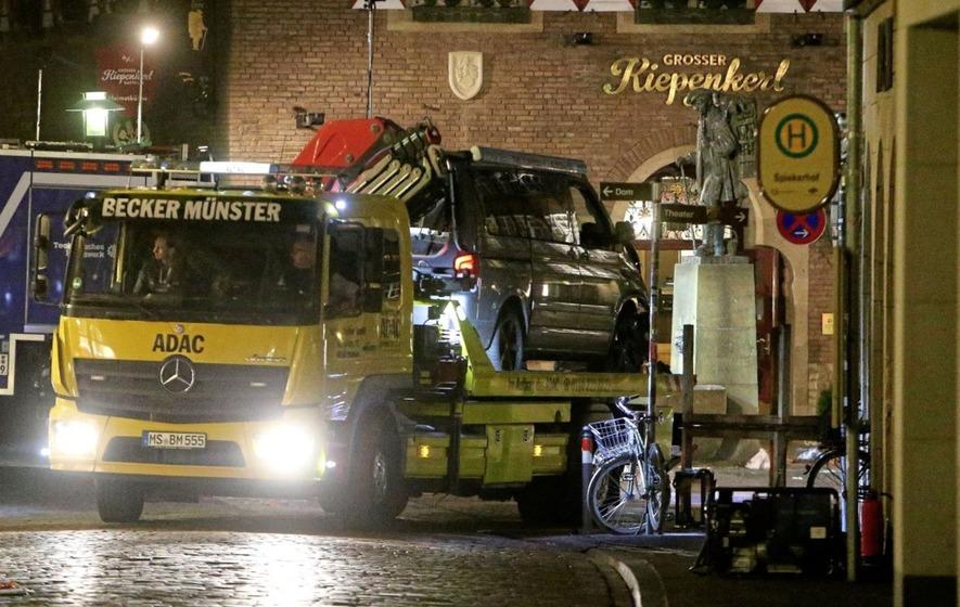 14b5c6e98d German prosecutors no idea why man drove van into a crowd of people ...