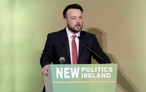 Colum Eastwood: unionists have nothing to fear from talk of a united Ireland