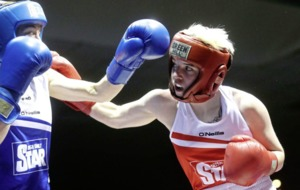 Spar wars no bother as Kristina O'Hara does the business when it matters to secure first boxing medal