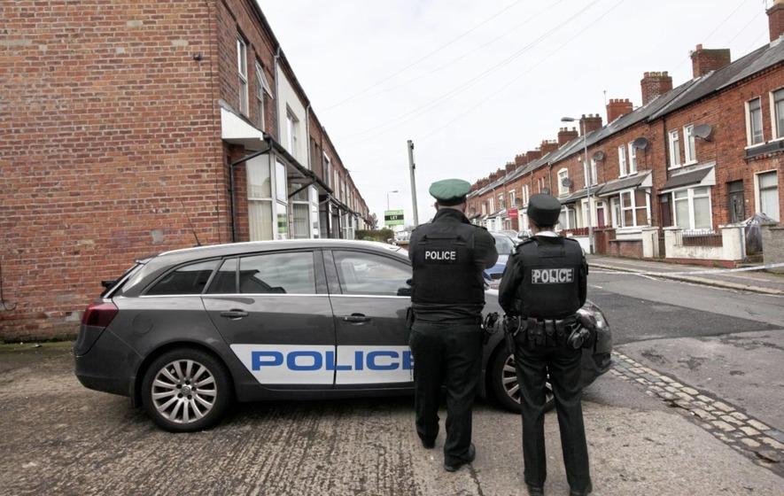 Two men arrested following death of man (29) in east Belfast