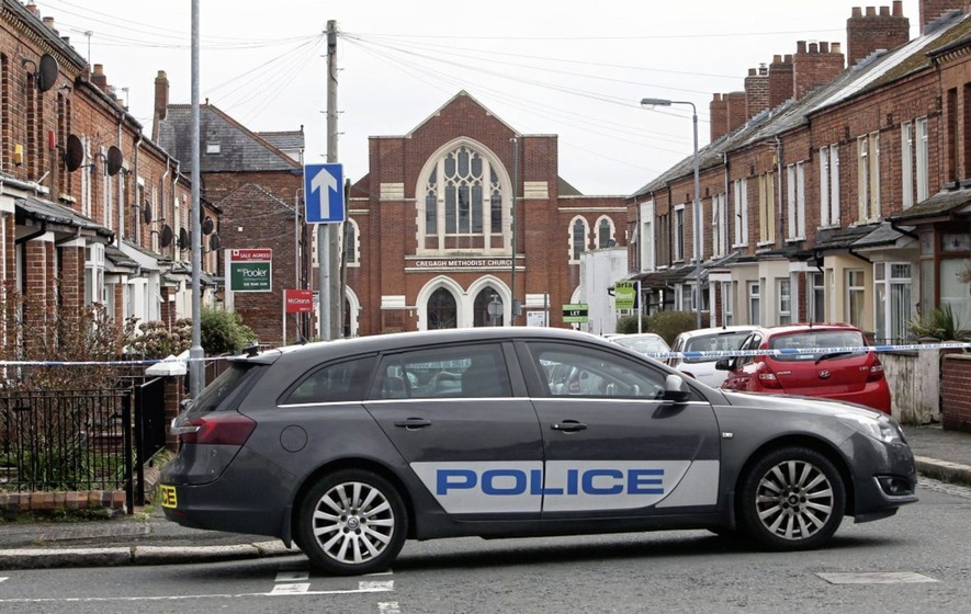 Man charged with murder in east Belfast