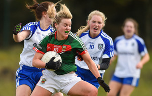 Cavan coast to ladies football semi-finals with comfortable win over Tyrone