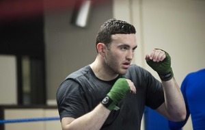 Stephen McMonagle out to impress against Anthony Joshua sparring partner