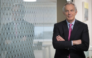 Tony Blair brands unionist support for Brexit 'extraordinary'