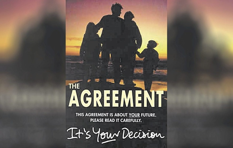 good friday agreement  a timeline