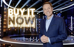 Strictly 'the best known laxative in showbiz' says Buy It Now's Brian Conley