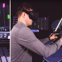 This singer covered Jamiroquai's Virtual Insanity – in virtual reality