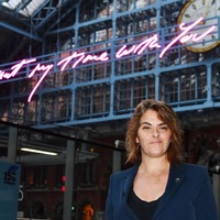 Tracey Emin unveils latest artwork and hits out at David Cameron