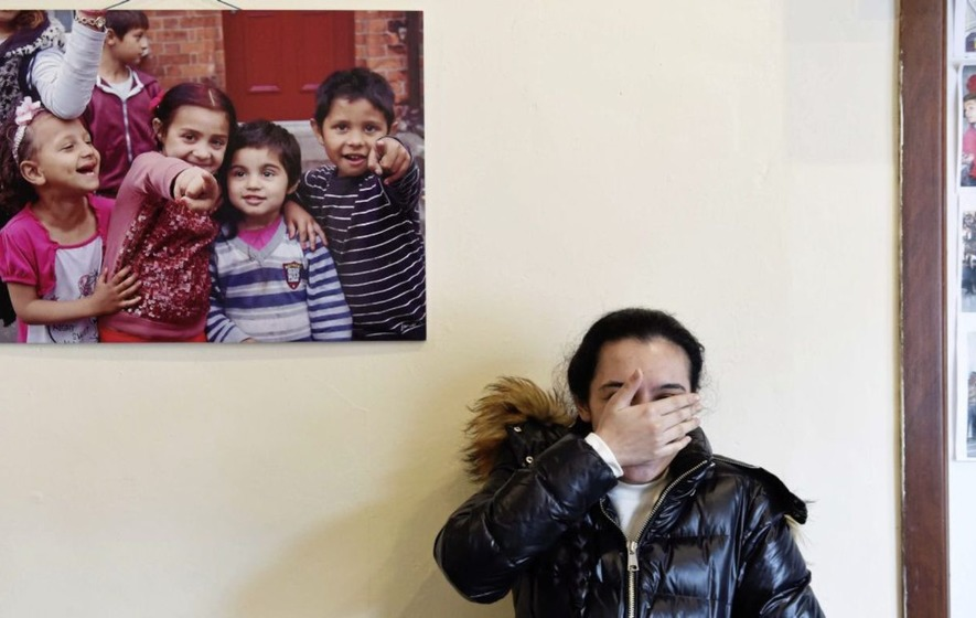 Roma community in Belfast 'bracing themselves' for