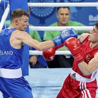 Sean McComb still '100 per cent committed' to Team NI says club coach Michael Hawkins