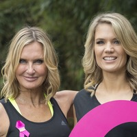 Check for breast cancer urges Charlotte Hawkins, after friend's diagnosis