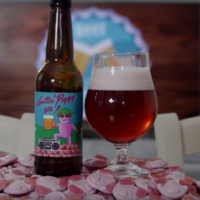 This vlogger turned Percy Pigs into beer and it's everything you dreamed it would be
