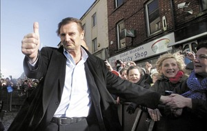 Liam Neeson to star in love story filmed in Belfast