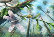 Golden-winged insects predated butterflies by 200 million years, study shows