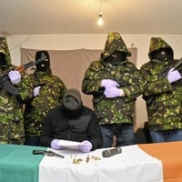 Breakaway dissident group issues 'execution' threat
