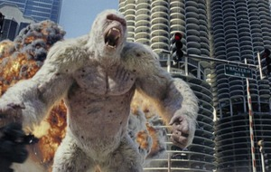 Rampage: Not even The Rock's natural charisma can rescue this brute