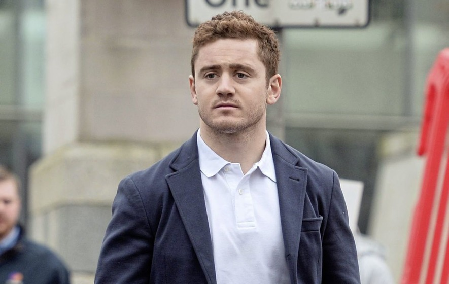 IRFU announces the departure of Paddy Jackson and Stuart Olding