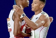 Leon Reid claims bronze for Team NI in Commonwealth Games 200m final
