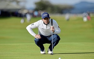Paul Dunne shares first round lead in Open de Espana