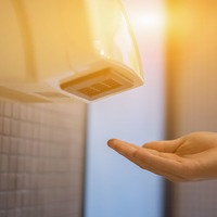 Bathroom hand dryers may be blowing bacteria and faeces all over you, study suggests