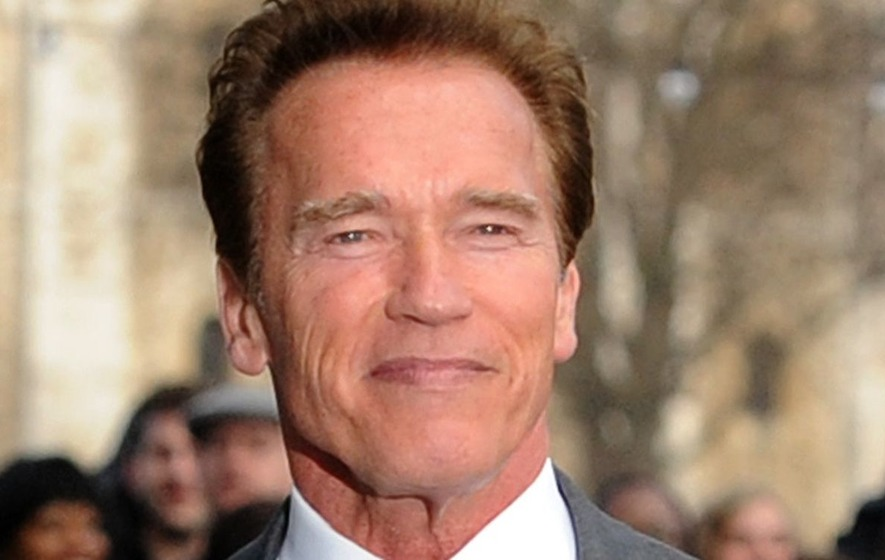 Arnold Schwarzenegger: Thank you all for caring