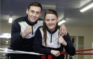 I couldn't miss Aidan and Michaela's gold medal mission says coach Paul Johnston