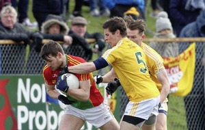 It's high time Antrim Gaels got a roof over their heads: Collie Donnelly