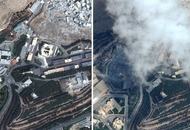 Satellite images show the extensive damage at Syrian facilities after missile strikes